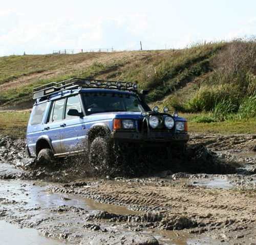 Discovery in mud